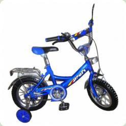 Велосипед 2-х кол. PROFI P1833 (синий)