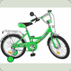 Велосипед 2-х кол. PROFI P1842 (зеленый)