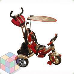 Велосипед 3-х колесный Mars Trike аниме (красный)