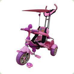 Велосипед 3-х колесный Mars Trike аниме (розовый) (собранный)