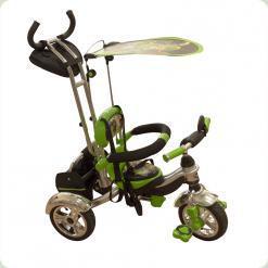 Велосипед 3-х колесный Mars Trike аниме (зеленый)