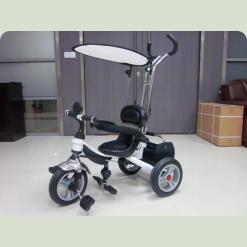 Велосипед 3-х колесный Mars Trike надувные (белый)