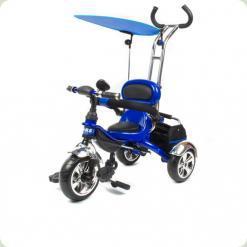 Велосипед 3-х колесный Mars Trike надувные (синий)