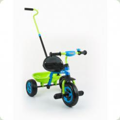 Велосипед 3х кол. M.Mally Turbo (green-blue)