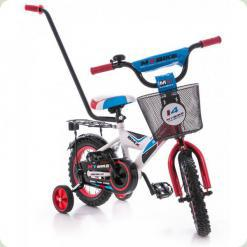 "Велосипед Azimut 14"" MyBike Py Красно-белый"