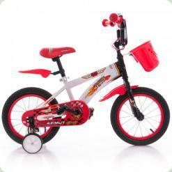 """Велосипед Azimut Hunter 16"""" Красный"""