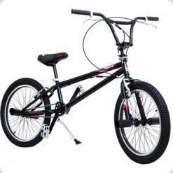 """Велосипед Azimut Spirit 20"""" Черный (20*602)"""