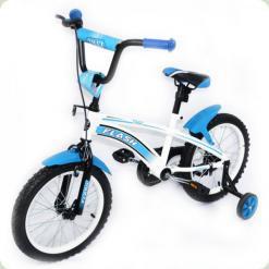 "Велосипед Baby Tilly Flash 16"" Blue (BT-CB-0042)"