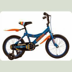 "Велосипед детский Premier Bravo 16"" Blue"