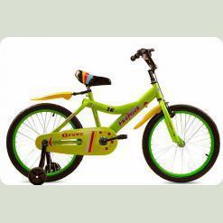 "Велосипед детский Premier Bravo 20"" lime"