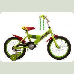 "Велосипед детский Premier Enjoy 16"" Lime"