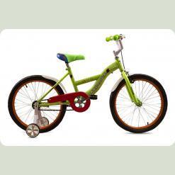 """Велосипед детский Premier Flash 20"""" Lime"""
