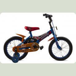 """Велосипед детский Premier Pilot 16"""" Blue"""