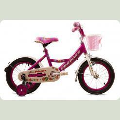 """Велосипед детский Premier Princess 14"""" Pink"""