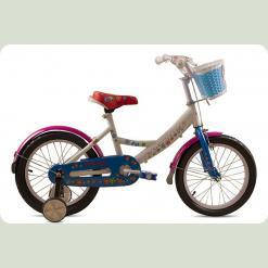 """Велосипед детский Premier Princess 16"""" White"""