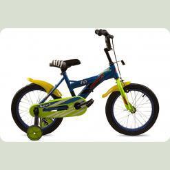 """Велосипед детский Premier Sport 16"""" blue"""