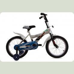 """Велосипед детский Premier Sport 16"""" white"""