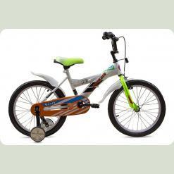 """Велосипед детский Premier Sport 18"""" white"""