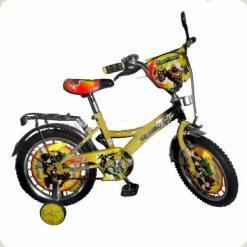 "Велосипед Dino Bikes Ben 10 12"" (light green-black)"