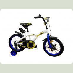 Велосипед двухколёсный Eagle - WHITE with Blue