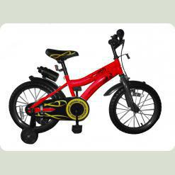 Велосипед двухколёсный Swallow - RED/ВLACK