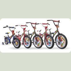 "Велосипед Mustang Angry Birds 14"""