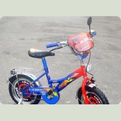 """Велосипед Mustang Тачки 12"""""""