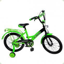 Велосипед PILOT детский 18 дюймов PL 1835