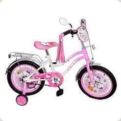 Велосипед PROFI детский мульт 14 д. P1455W-B