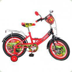 Велосипед PROFI детский мульт 16 д. P1644N-1