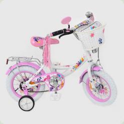 Велосипед PROFI детский мульт 16 дюймов P1655W-W
