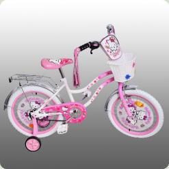 Велосипед PROFI детский мульт 16 дюймов P1663H-W