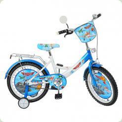 Велосипед PROFI детский мульт 18 дюймов P 1841 AIR