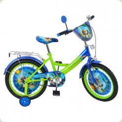 Велосипед PROFI детский мульт 18 дюймов P 1849 CH