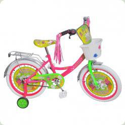 Велосипед PROFI детский мульт 18 дюймов P1851F-W