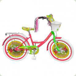 Велосипед PROFI детский мульт 20 д P2051F-W