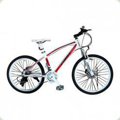 """Велосипед Profi Expert 24.2 24"""" Красно-белый"""