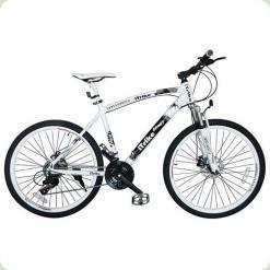 """Велосипед Profi Expert 26.4IT 26"""" Черно-белый"""