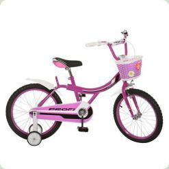 "Велосипед Profi Trike 14BX406-1 14"" Фуксия"