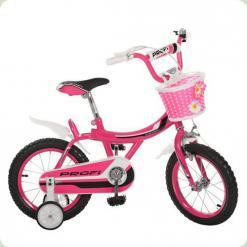 """Велосипед Profi Trike 14BX406-2 14"""" Малиновый"""