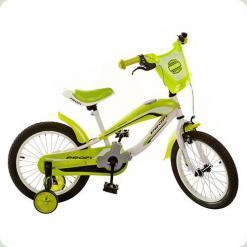 """Велосипед Profi Trike 16"""" SX16-01-4 Зеленый"""