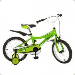 "Велосипед Profi Trike 16BA494-3 16"" Зеленый"