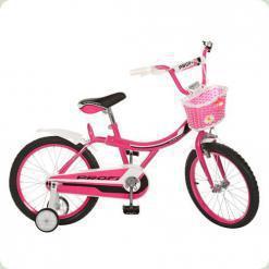 """Велосипед Profi Trike 18BX406-2 18"""" Малиновый"""