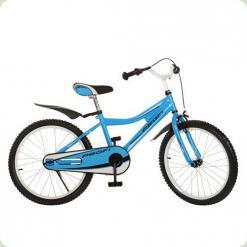 "Велосипед Profi Trike 20BA494-2 20"" Голубой"