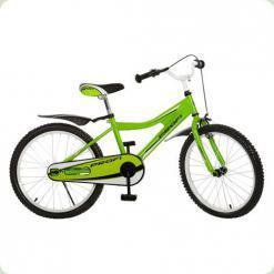 "Велосипед Profi Trike 20BA494-3 20"" Зеленый"