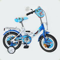 Велосипед Profi Trike детский мульт 12 д. P1241AIR