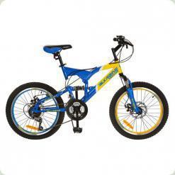 """Велосипед Profi Trike G20S226-UKR 20"""" Ukraine"""