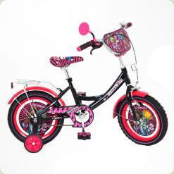 Велосипед Profi Trike P 1257 MH-B Монстер Хай
