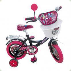 Велосипед Profi Trike P 1257 MH-P Монстер Хай