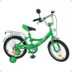 "Велосипед Profi Trike P 1442A 14"" Зеленый"